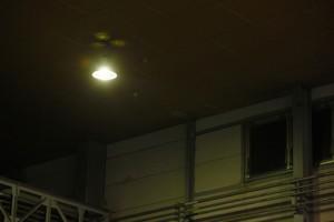 【点光源の光】セラミックメタルハイドランプ