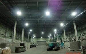豊通スメルティングテクノロジー株式会社様 無電極ランプ設置画像3